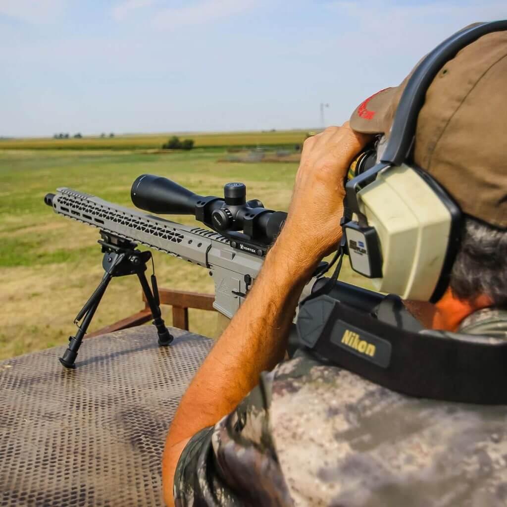 Kansas Prairie Dog Hunting | Kansas-Oklahoma Border Prairie