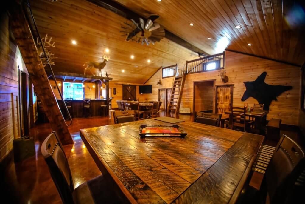 Kansas Hunting Lodge
