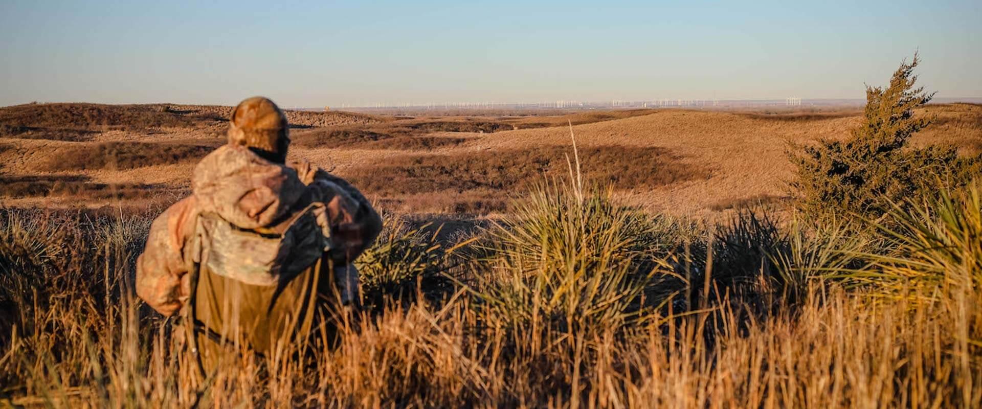 Guided Kansas Coyote Hunting, Varmint Hunts & Bobcat Hunting
